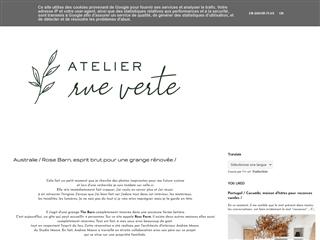 Atelier Rue Verte