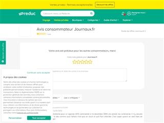 Ma-reduc.com : Journaux.fr