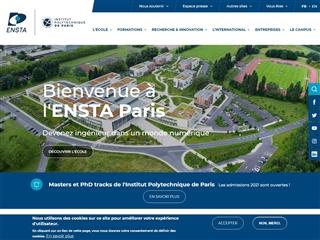 École nationale Supérieure de Techniques Avancées (ENSTA)