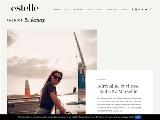 Estelle blog mode
