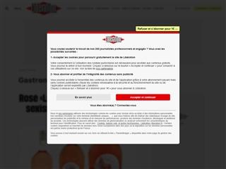 Libération : Gastronomie