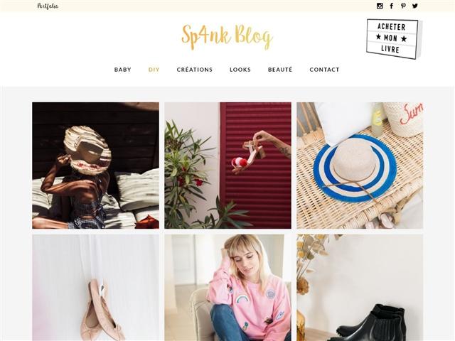 Sp4nk Blog : DIY / La Mode