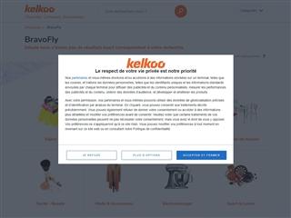 Kelkoo : BravoFly