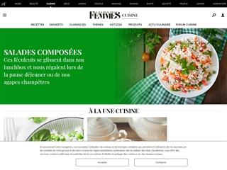 Journal des Femmes : Cuisine