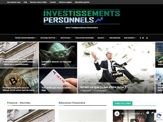 Investissements Personnels