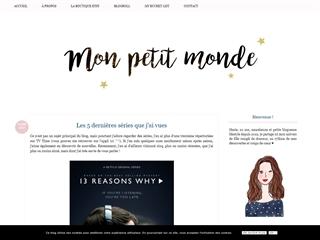 Mon Petit Monde : Films et Séries