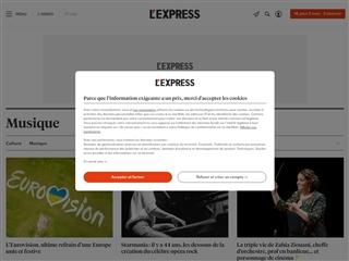 L'Express : Musique