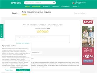 Ma-reduc.com : Daxon