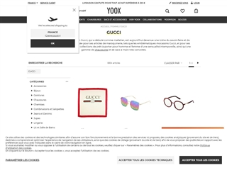 Yoox : Gucci