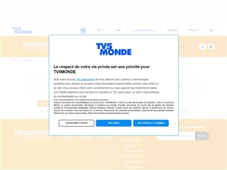 TV5 Monde : Dictionnaire