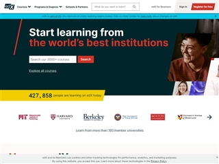 EDX - Free Online Courses