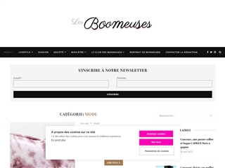 Les Boomeuses : Mode