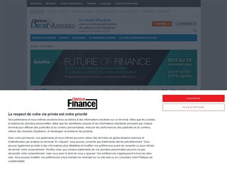 Option Finance : Droit & Affaires