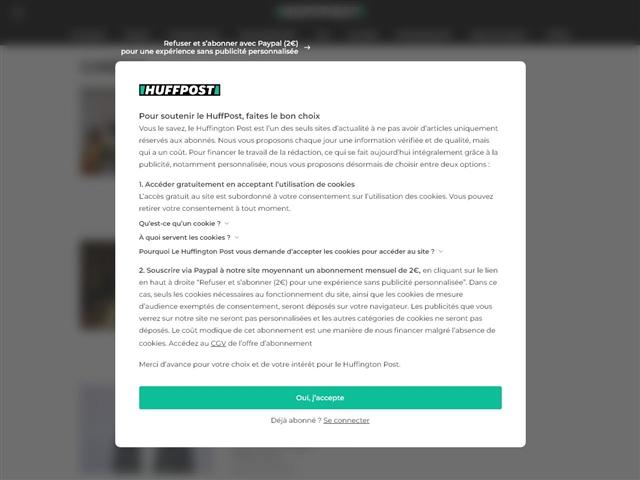 Huffington Post : Cinéma