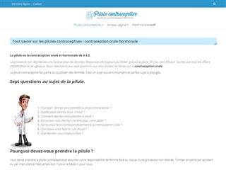 Pilule-Contraceptive.fr