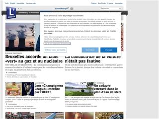 L'Essentiel.lu.fr : News