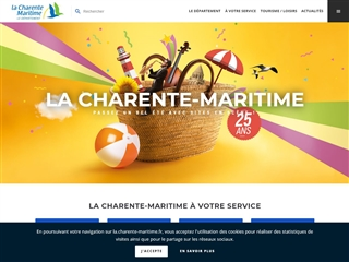 Charente-Maritime (17) - Archives départementales