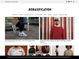 Borasification