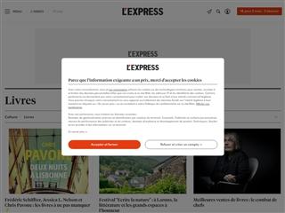 L'Express : Livres
