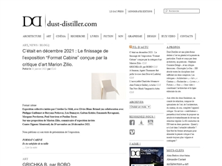 Dust Distiller