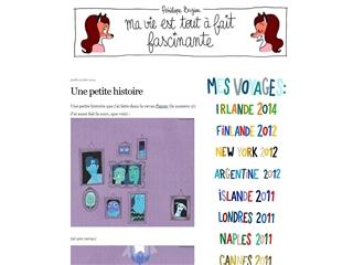Pénélope Jolicœur - Ma vie est tout à fait fascinante