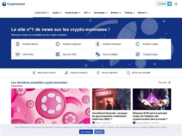 Cryptonaute.fr