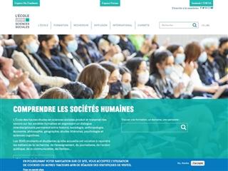 École des hautes études en sciences sociales (EHESS)