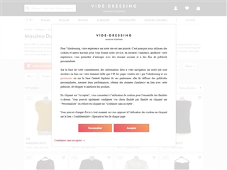 Videdressing.com : Massimo Dutti