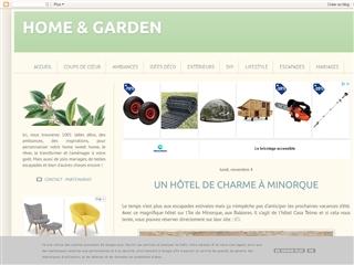 Home & Garden - Inspiration Déco