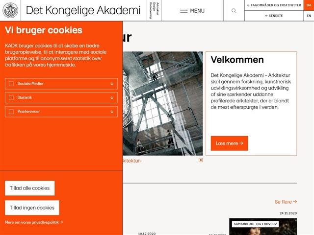Académie royale des beaux-arts du Danemark