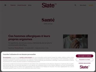 Slate : Santé