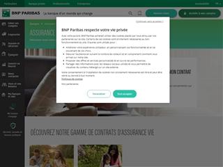 BNP Paribas : Assurance vie