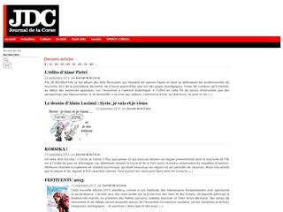 JDC - Journal de la Corse