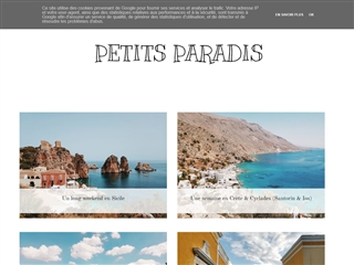LES PETITS PARADIS DE MANON