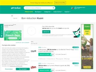 Ma-reduc.com : Kuoni