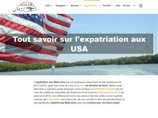 Travels & Me : Expatriation aux USA
