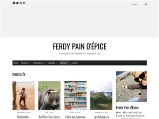 Ferdy Pain d'Epice : Conseils