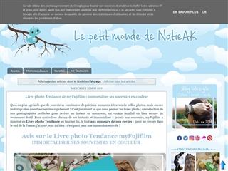 Le petit monde de NatieAK : Voyage