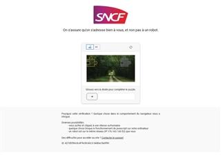 SNCF : Info trafic