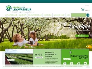 Pépinières Ussy / Levavasseur