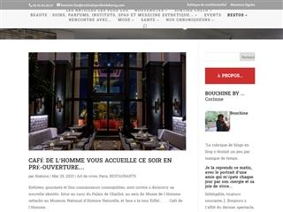 Zénitude Profonde : Paris Restaurants