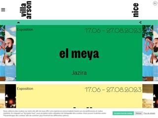 École nationale supérieure d'art de Nice (Villa Arson)