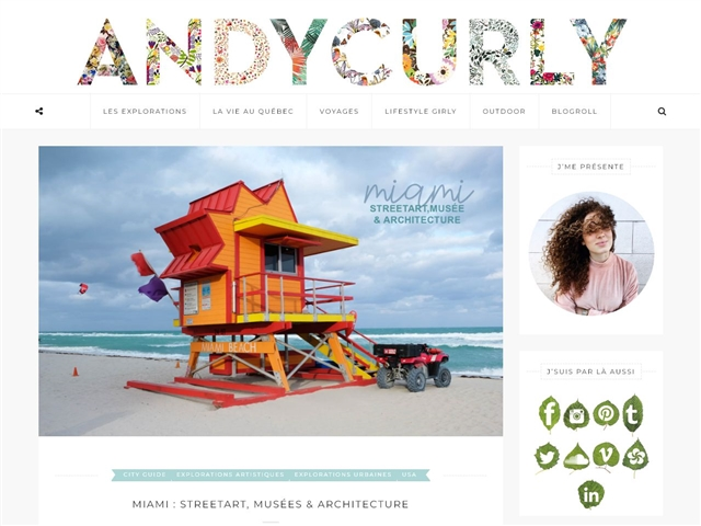 Andycurly & Compagnie : City-guide