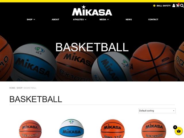 Mikasa : Basketball