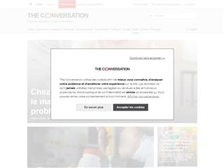 The Conversation : Santé et Médecine