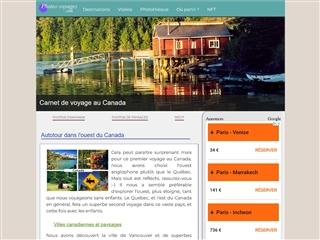 Photos de Voyages : Canada