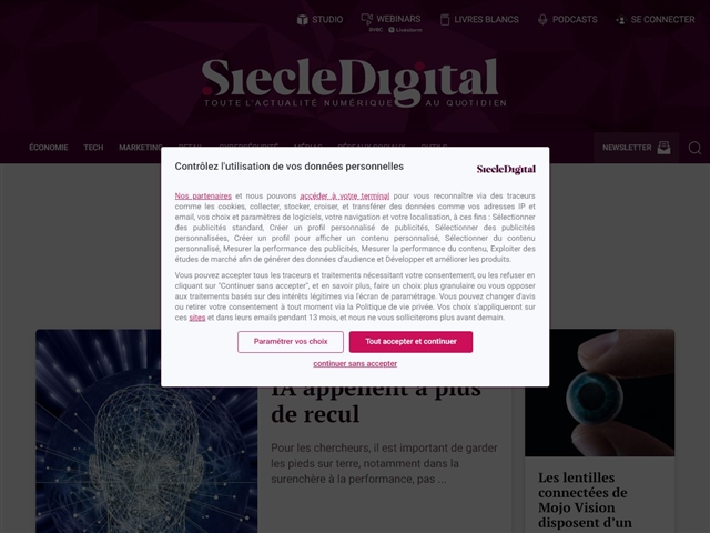 Siècle Digital