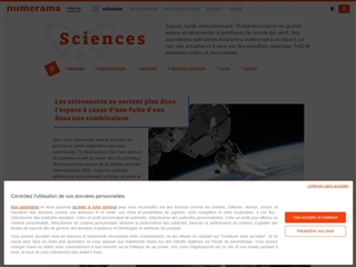 Numerama : Sciences