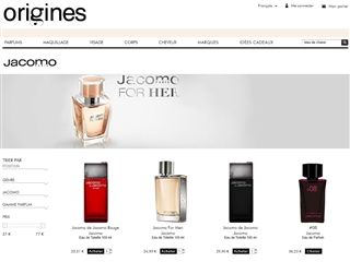 Origines Parfums : Jacomo