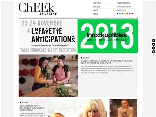 chEEk ! Magazine
